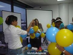 Curso de globos en Panama