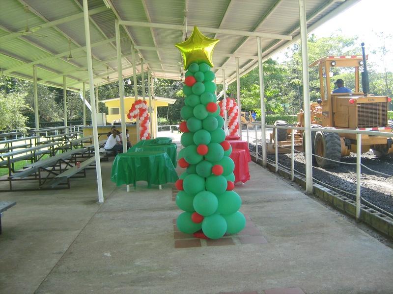 Decoracion para navidad en panama arbol de navidad con - Decoracion en navidad ...